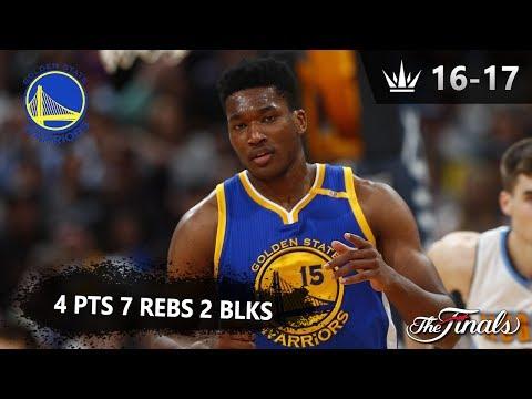 Damian Jones Full Highlights vs Lakers / 4 pts, 7 rebs [04.12.2017]