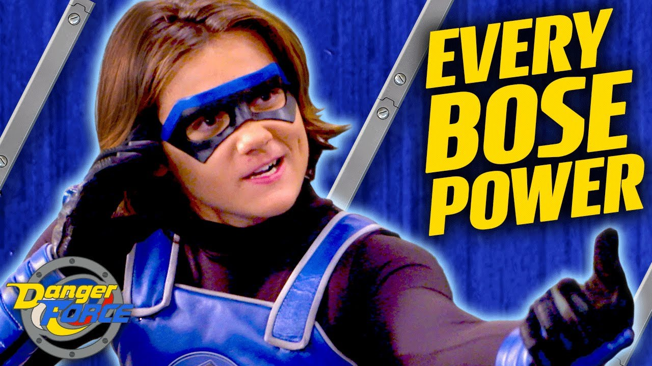 Download Every Time Bose Used His Super Powers! 💥   Danger Force