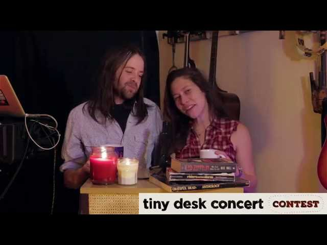 "Future Us - ""On My Mind"" - NPR Tiny Desk Contest Entry"