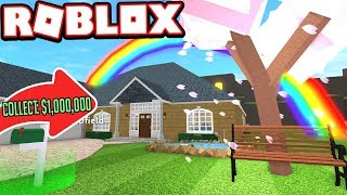 $1M MANSION IN 15 MINUTES!!! *BLOXBURG EZ MODE* (Roblox Tycoon)