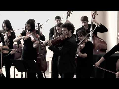 Volti Subito Videos:  NM School for the Arts Orchestra - Grieg Spoof - A Volti Subito Production