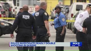 Man shot dead, 2nd injured blocks away in Queens on Memorial Day: Police