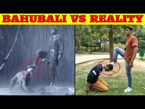 Bahubali VS Reality | Bahubali 2 Spoof | Expectation vs Reality | Paer 9 | BigBoyzTeam