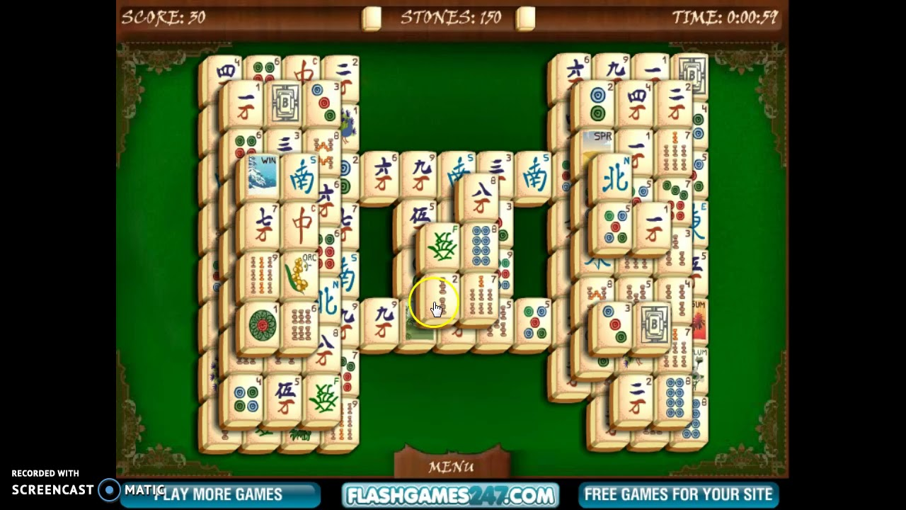 Let's play Mahjong 247