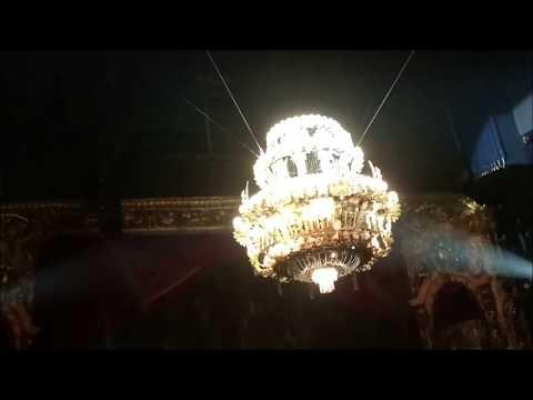 Chandelier - Overture & Crash - Poland - Phantom of The Opera - 2019 #1