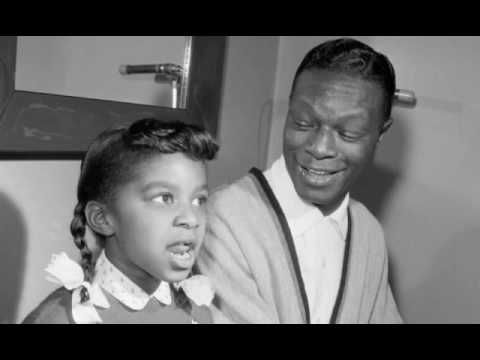 Nat King Cole and Natalie Cole - I love you for sentimental reasons