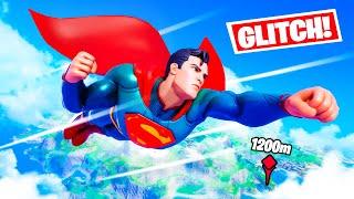 THE SUPERMAN FLYING GLITCH!