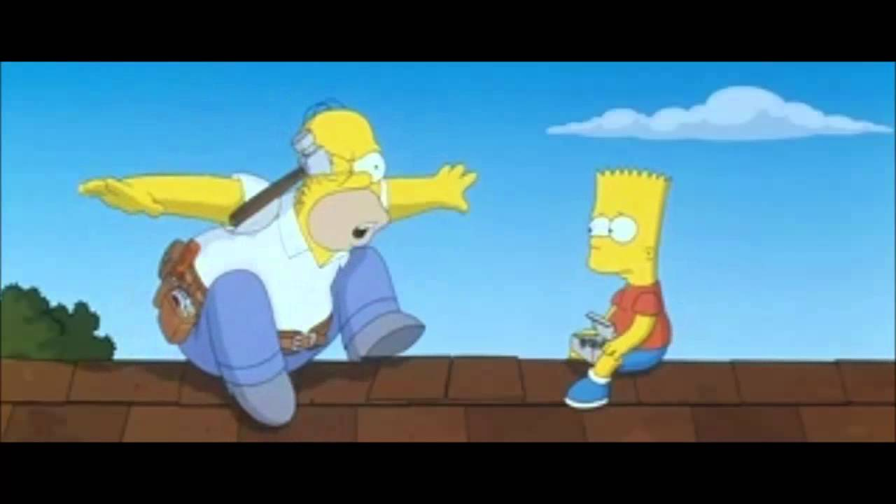 Homer Vs Hammer Youtube