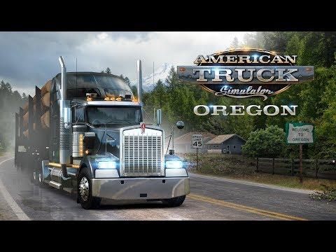 Расширение Oregon для American Truck Simulator выйдет на следующей неделе
