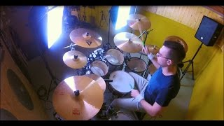 3 Doors Down Here without you Drum Cover