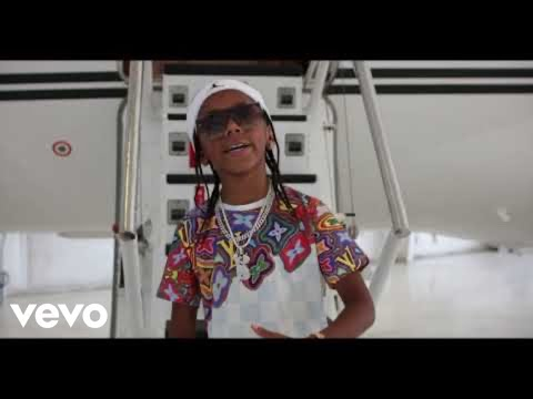 Download KD DA KID - LET ME BE YOUR JET (Official Music Video) Prod. By Deraj Global