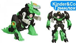 Трансформеры Гримлок - Transformers Grimlock Hasbro из Старых Трансформеров. Обзор игрушки из Китая