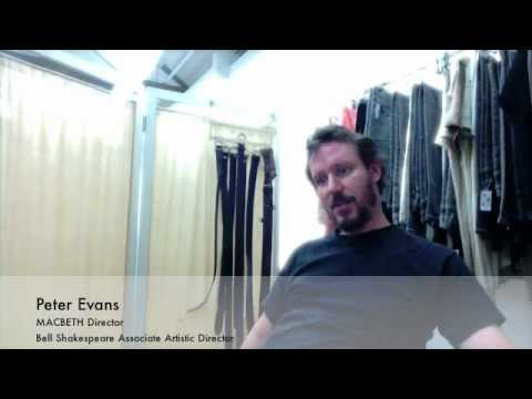 MACBETH | Episode 1 | A Chat With Director Peter Evans