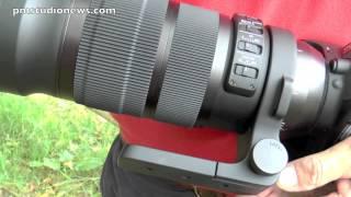 Baixar Field test Sigma zoom 120-300mm F2.8-AF (S) DG OS HSM