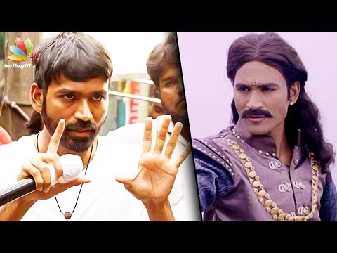 Dhanush to direct & act in periodic film | Hot Tamil Cinema News