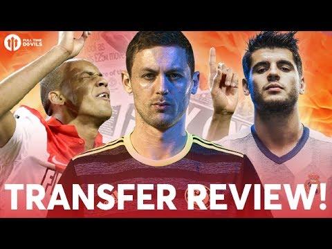 Matić, Fabinho, Morata! Manchester United Transfer News Review!