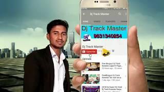 Manoj Tiwari Dj Track__-Kala Teeka Laav Re Maliniya__Dj Track Karake__-Manoj Tiwari(Dj Track Master