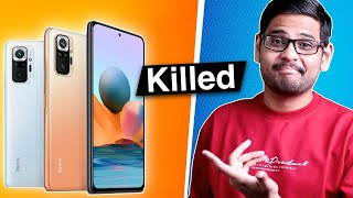 Xiaomi is Killing their Own Phones 🔥🔥🔥