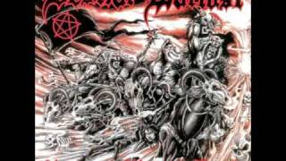 "Bestial Warlust - ""Hammering Down the Law of the New Gods / Holocaust Wolves of the Apocalypse"""