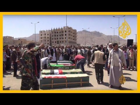 منظمة ستوك وايت تكشف أدلة لم تشاهد من قبل على تورط دولة الإمارات في جرائم حرب وضد الإنسانية في اليمن  - 13:02-2020 / 2 / 12