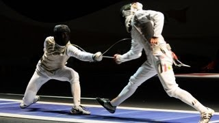 Fencing Europeans Senior ZAGREB 2013 - Day2 Finals