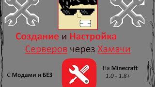 Создание сервера minecraft через hamachi | С модами и БЕЗ |(Ссылки Скачать сервер: https://mcversions.net/ Forge: http://files.minecraftforge.net/ Википедия: ..., 2015-03-24T14:35:40.000Z)