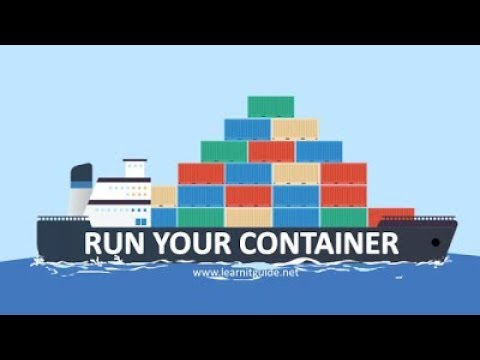 Docker Tutorial for Beginners Part 4 - How to Run Docker Containers, Explained with Examples