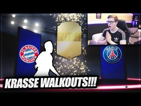FIFA 19: GEILE WALKOUTS Im OTW PACK OPENING!! 🔥🔥 FIFA 19 Ultimate Team (Deutsch) - Ones To Watch