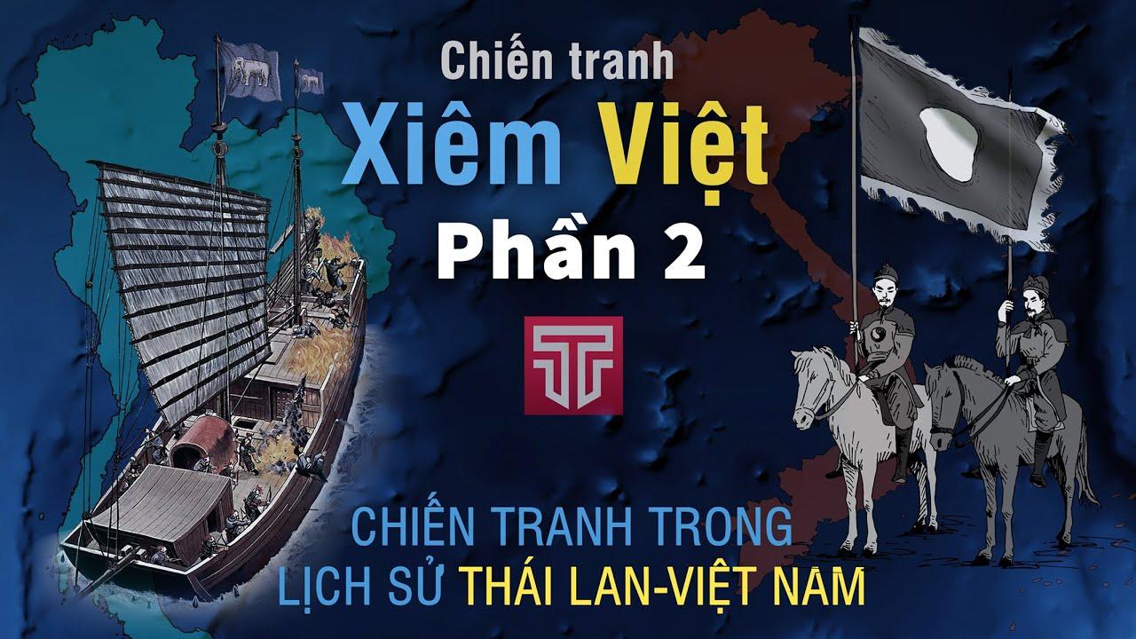 Chiến tranh Xiêm - Việt | Phần 2/3 | Trận Rạch Gầm Xoài Mút
