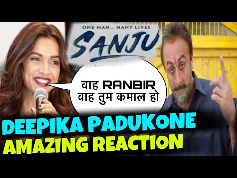 Deepika Padukone Amazing Reaction On...