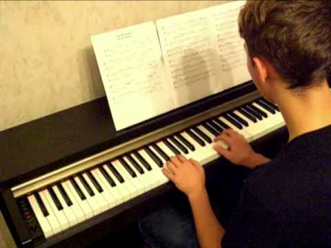 Carly Rae Jepsen - Call Me Maybe  Piano Cover By Osip