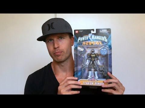 Power Rangers  Celebrate Titanium Ranger Day with Rhett Fisher