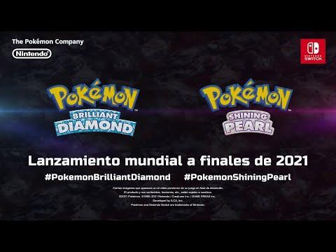 Vuelve a Sinnoh | Pokémon Brilliant Diamond y Pokémon Shining Pearl