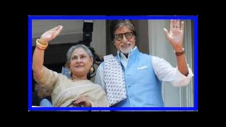 Breaking News | Amitabh and Jaya Bachchan celebrate 45 years of togetherness