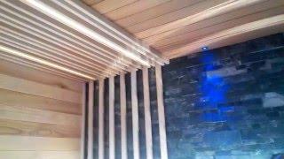 Светодиодная LED подсветка в сауне(Как правильно сделать светодиодную подсветку в сауне? Какие светодиоды можно использовать в сауне? На эти..., 2016-02-02T10:53:34.000Z)