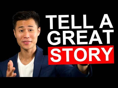 How to Tell a Great Story (That's NOT Boring)