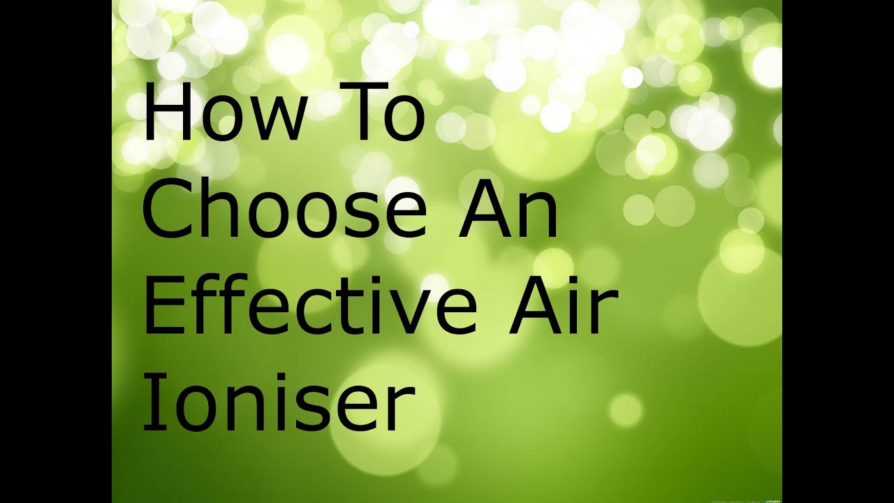 How to choose an ionizer for an apartment 35
