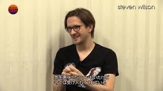 【スティーヴン・ウィルソン】ソロ初来日公演【ロックTV!】