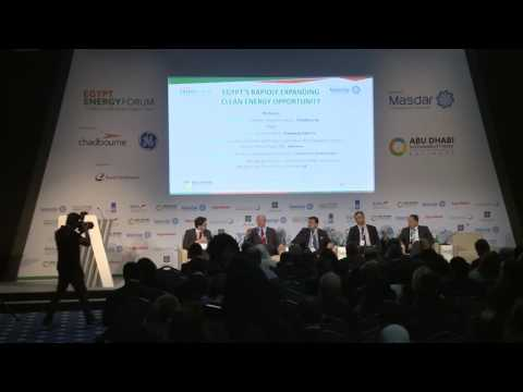 Egypt's Rapidly Expanding Clean Energy Opportunity | Egypt Energy Forum