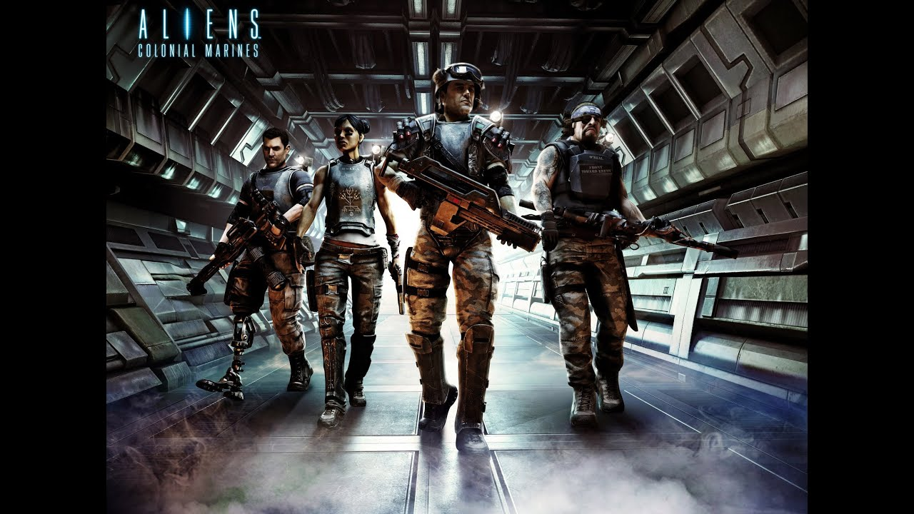 aliens colonial marines pc multiplayer gameplay