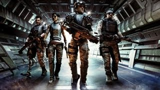 Aliens: Colonial Marines Co-op Gameplay (PC HD)