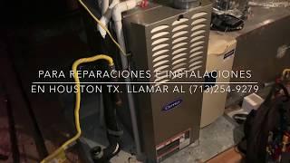 Calefaccion No Calienta/No Sale Aire Caliente