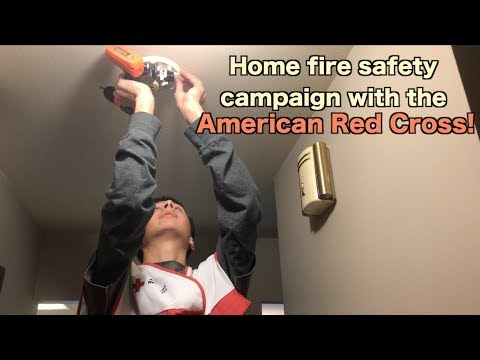 Smoke Alarm Free Replacement & Testing - American Red Cross