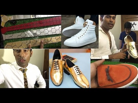 Best Handmade- Leather Shoes, Bags, AXA tie | Warranty Available| Free shipping