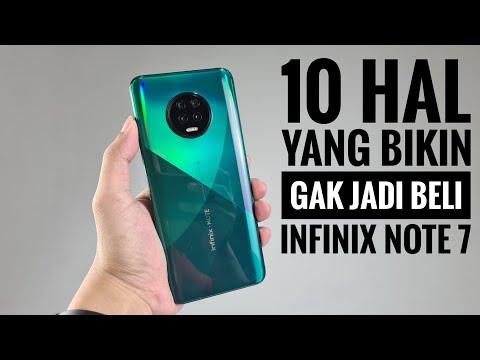 4 HP Infinix terbaru tahun 2020~harga 1-2 Jutaan.