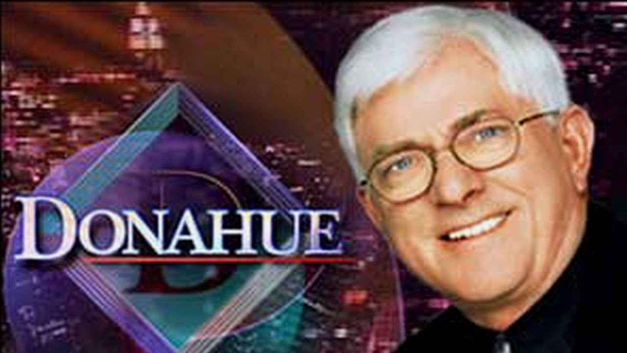 phil donahue marilyn manson