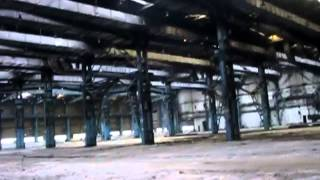 Abandoned Tractor Factory