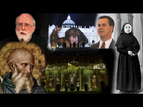"""On """"Fr."""" Gruner, The Last Days & Lies In SSPX Book 'True Or False Pope?'"""