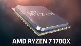 Процессор AMD Ryzen 7 1700X. Обзор и сравнение с Intel Core i7 7700K