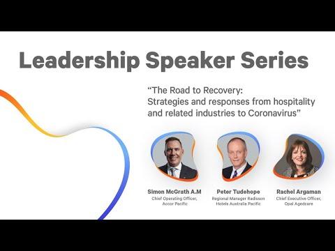 Leadership Speaker Series